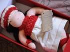 confezione bambola steineriana