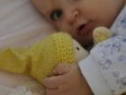 bambolotto steineriano per neonati