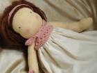 bambola waldorf castana