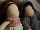creazione bambole waldorf