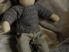 bambolotto maschio waldorf