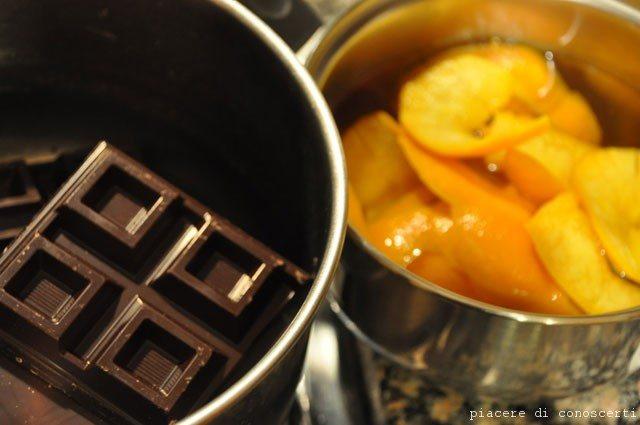 arancio e cioccolata