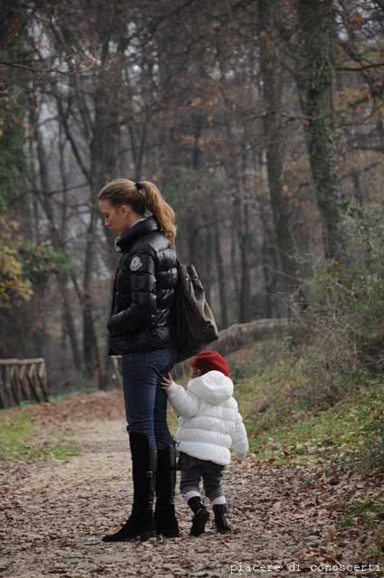 passeggio bosco
