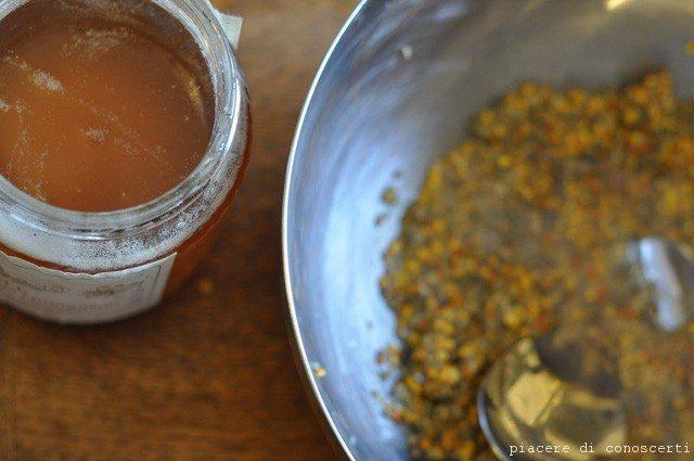 energizzante al miele