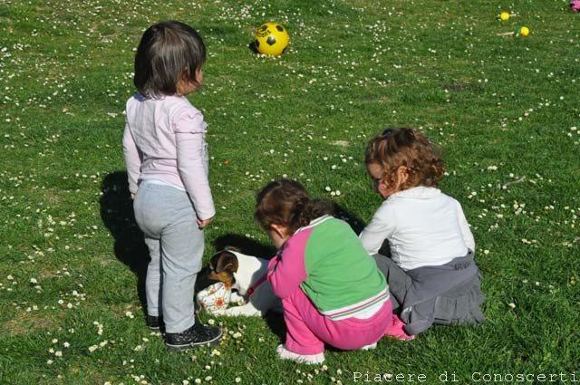 bambini natura