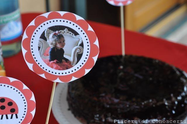 festa compleanno coccinella