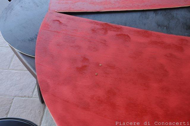 coccinella legno