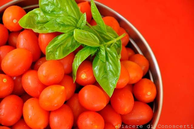 Tre modi per conservare il pomodoro