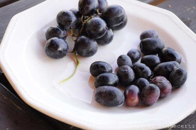 olive e uva