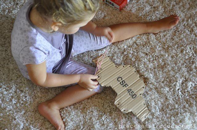 gioco montessori