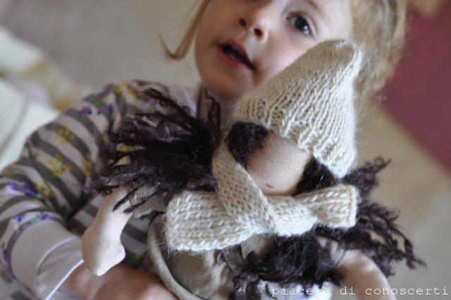 bambola steineriana