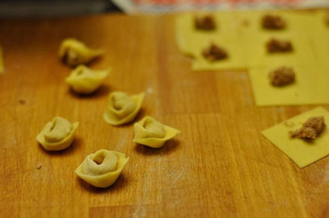 tortellini pasta fresca
