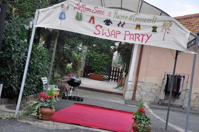 swap party lazio