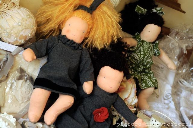 bambole steineriane vendita