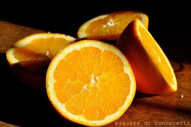 Coccole d'inverno! Biscotti all'arancia