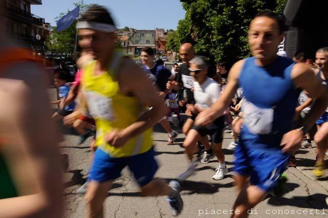 maratona mentana