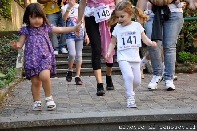 bambini corsa