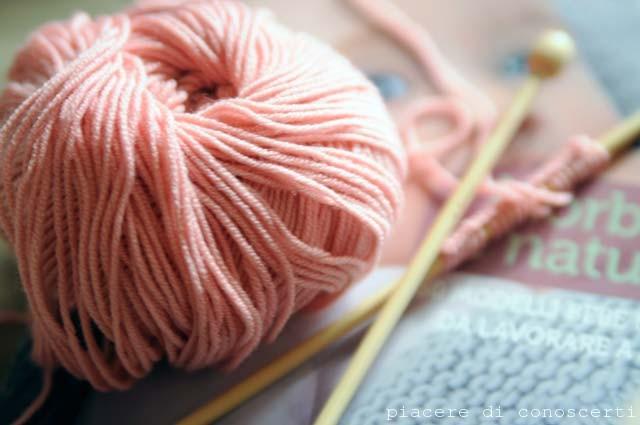 lavorare la lana