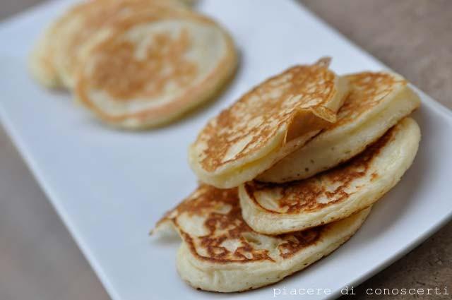 pancakes blinis