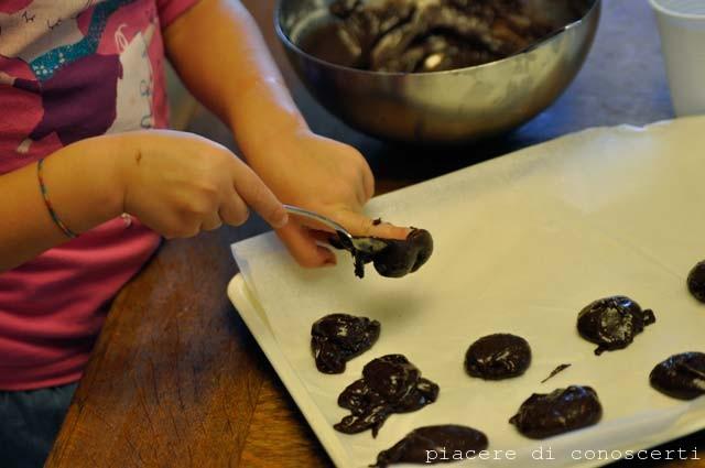 biscotti cioccolato leggeri