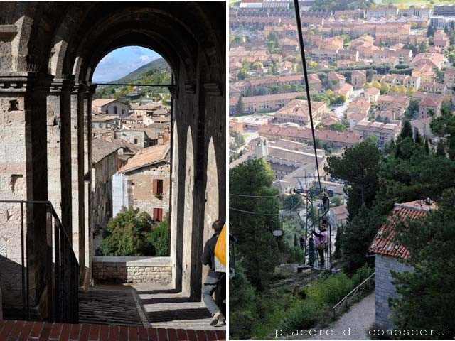 gubbio week end