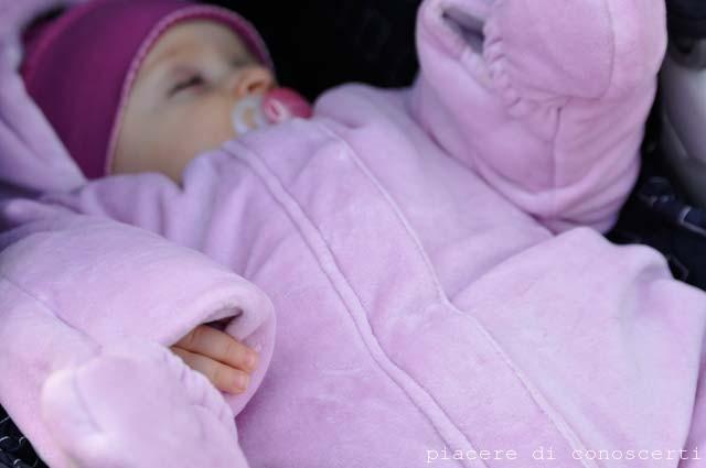 sacco imbottito neonati
