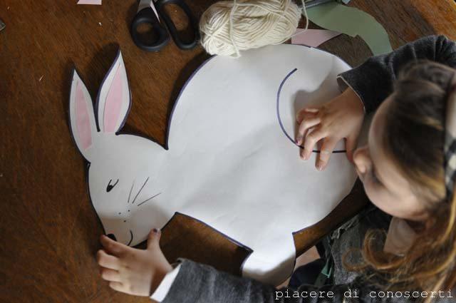 decorare casa pasqua bambini