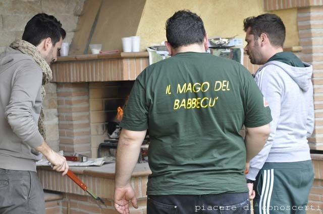 pasquetta barbecue