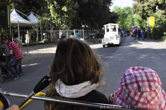 visitare roma villa borghese