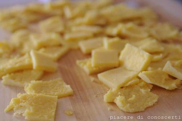 ricetta vegan polenta