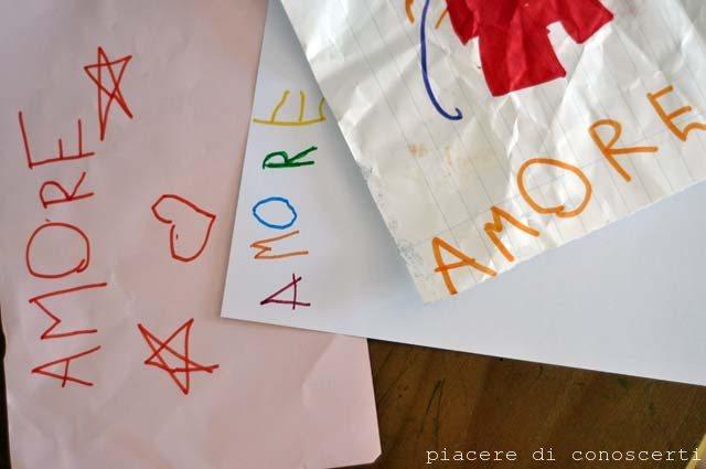 prescrittura bambini 4 anni