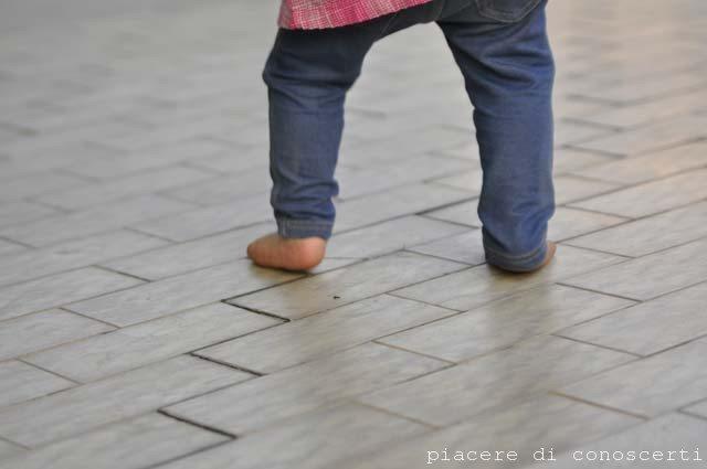 camminare 14 mesi