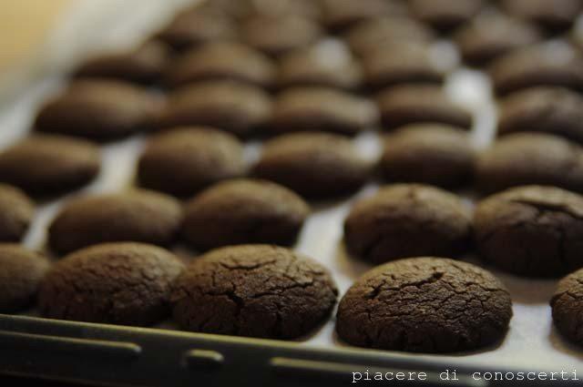 biscotto vegan al cioccolato
