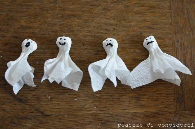 fantasmini halloween