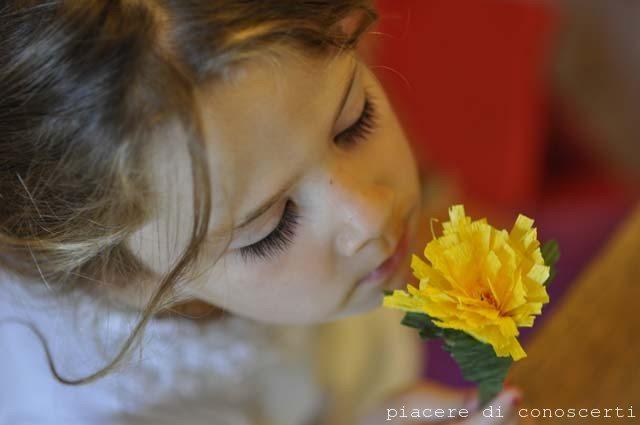 creare fiorellini