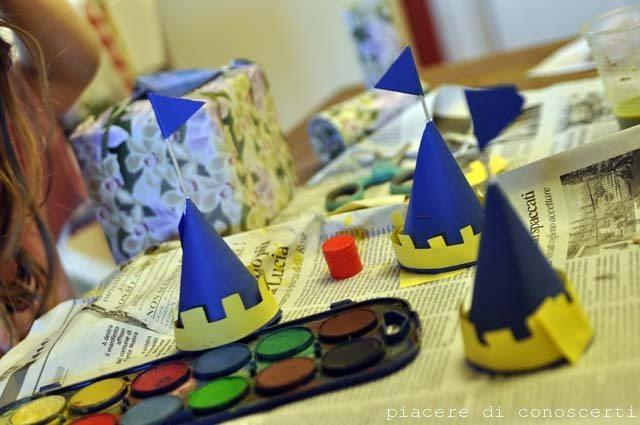 giochi bambini riciclo rotoli carta