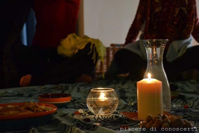 benedizione del grembo meditazione donna