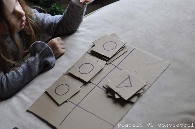 creare con il cartoncino