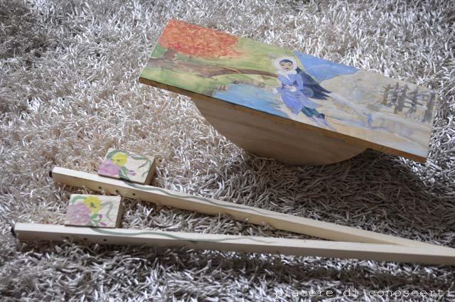 giochi in legno creare bambini