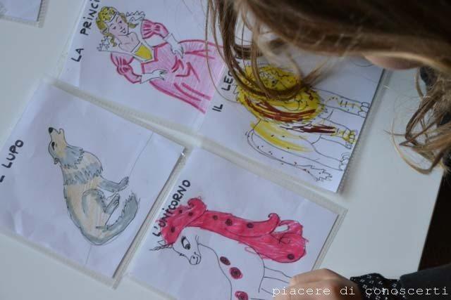 creare favole con i bambini