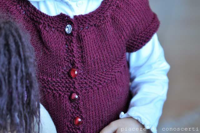 maglia per principianti