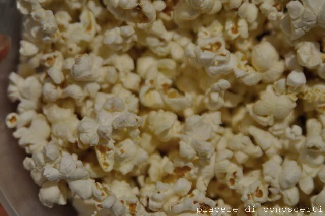 condimento pop corn fatte in casa
