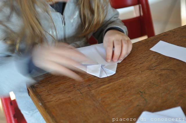 origami festa papà