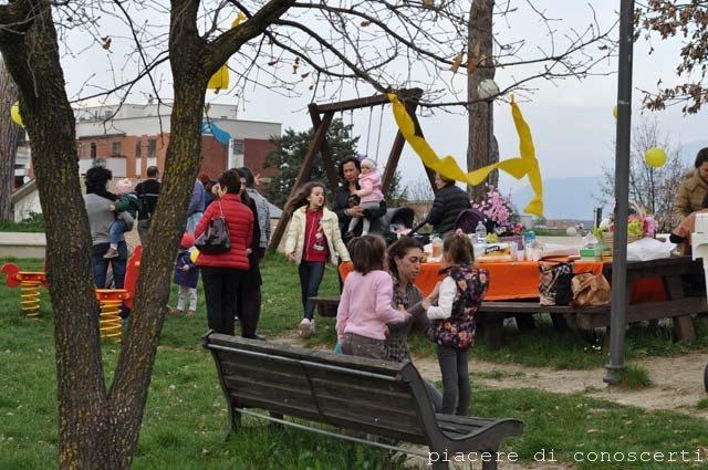 festa primavera mentana roma