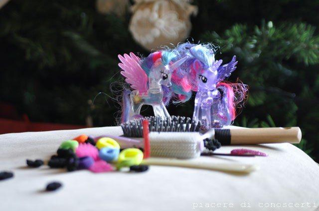 giocattoli little pony bimbe