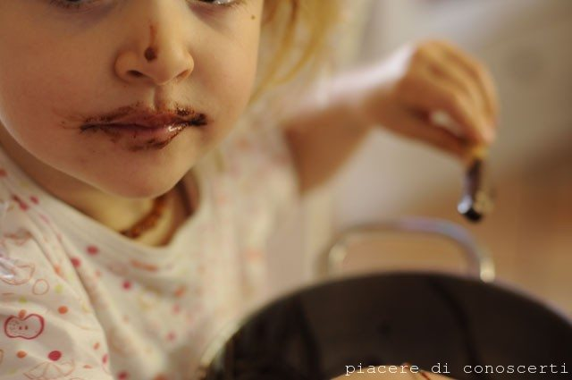 biscotti per bambini tipo togo light
