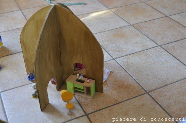casetta legno waldorf fai da te