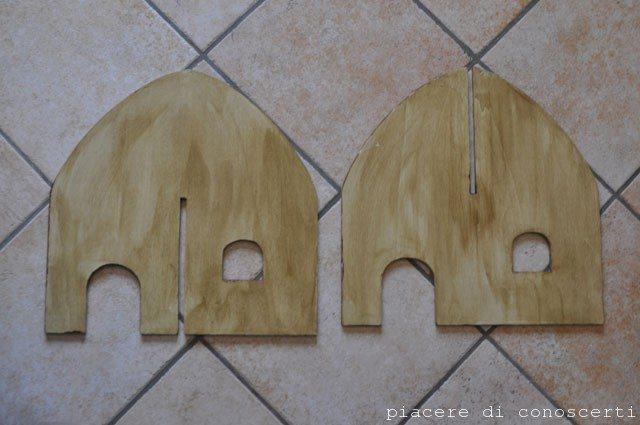 casetta in legno per bambini fai da te