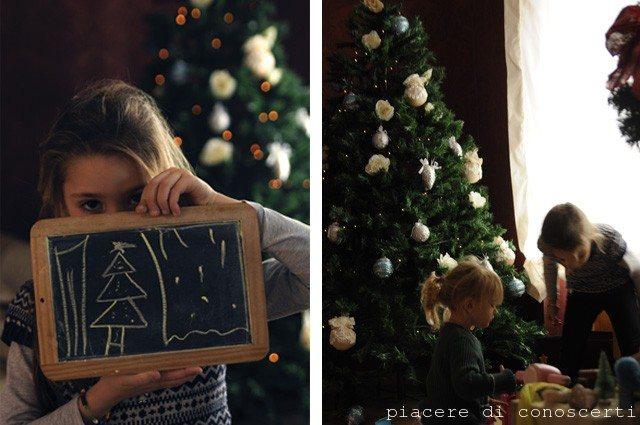 Natale nell'aria
