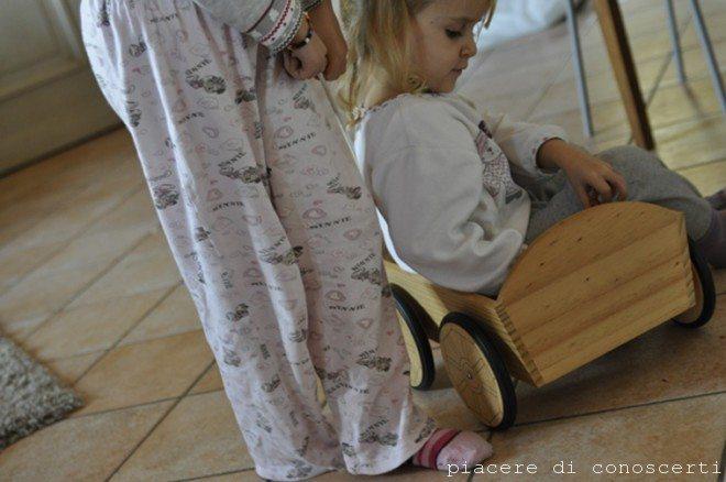 carretto legno waldorf
